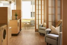 Health Care Interior Design / Clean, Comforting, functional, stylish looking facility. Spaces both patients and staff will appreciate.