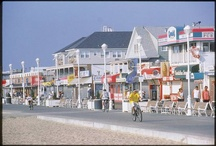 Cruising the Boards / Named one of the top ten boardwalks in the country by USA, the OC Boardwalk is miles of games, shopping, food and entertainment that is always guaranteed to give you a good time.  / by Ocean City