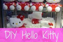 Hello kitty / Party diy