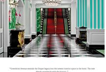 The Greenbrier - The Allegheny Mountains in West Virginia shows timeless elegance.