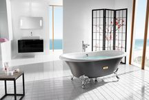 Bathroom Inspiration / From traditional bathroom suites to more contemporary bathroom suits, there's something for everyone. Let us inspire you...