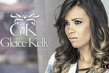 Gleice Kelly / Dona de uma voz doce e marcante, Gleice tem louvado ao Senhor por diversas igrejas no Brasil e têm impactado vidas através de suas ministrações cheias da unção de Deus.