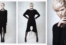 Lab/35 / collection by lab/35 Model: Sylwia Sordyl  Make-up, hair: Karolina Zgoła  Jewelry: made by tejwan   Footwear: PRIMAMODA  Photography: Tomek Jankowski Photography