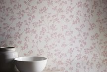 """Wallpaper / Our two wallpaper collections are printed in the UK onto luxury non-woven paper produced from FSC certified forests and uses no chlorine in its bleaching processes.  This is a top-of-the range wallpaper that is used as a """"paste the wall"""" paper that is stronger and easier both to apply and to remove. Ian Mankin wallpaper paste, formulated to suit the wallpaper is also available."""