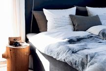 HOME | bedroom / Interior, home decor, bedroom