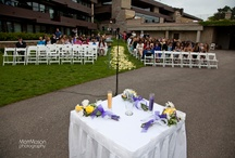 The Wedding Ceremony / All of the great things about weddings at Grand Geneva start with the ceremony. / by Grand Geneva