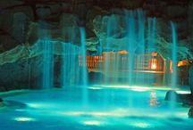 Wonderful Honeymoon / Swimming pools