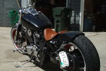 Motorcycle projects