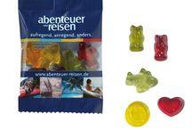 Caramelle personalizzate / Caramelle personalizzate, gommosi, cioccolato, scatole, biscotti e stuzzichini, blister, chupas lecca-lecca, espositori personalizzati. Caramelle personalizzate
