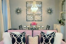 home ideas  / by Sandra Martinez