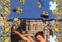 Skyline - MADEINMEDI 2013 / Vi ricordate tutte quelle cartoline in giro per Noto durante il MADEINMEDI 2013? Erano 9 e a realizzarle sono stati gli studenti del dipartimento di #Advertising dell' #Harim #AccademiaEuromediterranea. Noi di Harimag le abbiamo collezionate tutte e adesso ve le mostriamo tutte, a formare lo SKYLINE della città del Barocco.