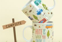 Gift Trend - Camping - HOME IS WHERE YOU PARK IT