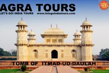 Interesting Facts About the Tomb of Itmad-ud-Daulah Agra / 1.Itmad-ud-Daulah means 'Pillar of the Goverment' 2.The Tomb of Itmad-ud-daulah is also known as 'Baby Taj Mahal' 3.It doesn't have the same awesome beauty as the Taj but it's arguably more delicate in appearance thanks to its particularly finely carved jali (marble lattice screens)