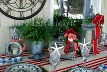 Tablescapes  / by Justine Elizabeth