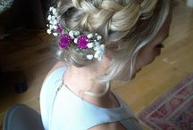 RUSSIAN WEDDING IN ROME HAIR AND MAKEUP IN ITALY