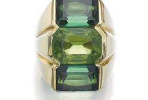 Examples - Coloured Gemstone