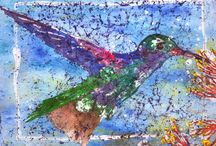 Critters Watercolors by Lynne Furrer / Original watercolors and reproductions by Lynne Furrer www.watercolorbloom.com / by Lynne Furrer