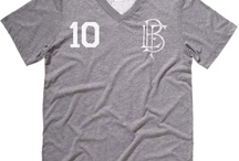 Soccer shirts and sweaters / Live Breathe Futbol's collection of stylish soccer apparel.