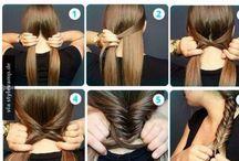 Fishtail / Hair & Style