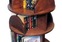 Bookcases & Media Storage / Made-to-measure shelving is our specialty