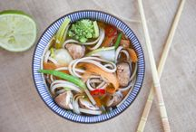 Love Asian Foods / by Alisa Galloup-Soderstrom