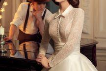 Wonderful classic dresses