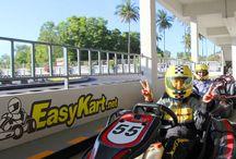 Go Karting Tracks in Thailand / Various photos of the best go karting tracks in Thailand