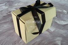 Casamento / Opções de caixas para lembrancinhas de casamento