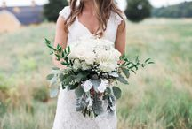 Bohemian Wedding Inspiration / Wedding inspiration for the bohemian bride that loves whimsical weddings  styled with flowy lace dresses, flower crowns, and gorgeous details.