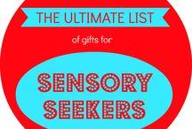 Sensory Seekers