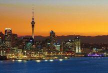 Новая Зеландия / О далёкой и загадочной стране...