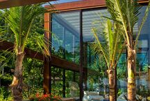 Outdoor spaces extraordinaire! / Making your home beautiful inside and outside.  Making the most of your outdoor space.