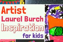 art inspiration kids