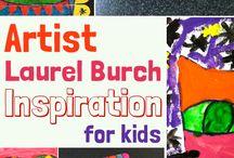 art inspiration kids