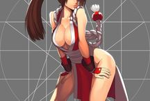 king of fighters (series)