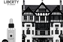 Liberty of London / Pestle & Mortar Pure Hyaluronic Serum is now available exclusively to Liberty of London