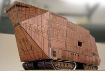 Origami/ paper models