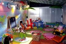 Playroom / by Hollie C'krebbs