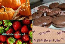 Méli-Mélo en Folie ! / Toutes les images de mon blog de cuisine pour accéder directement aux recettes qui vous plaisent !