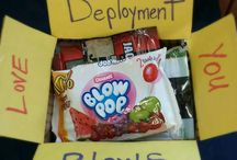 Patrick's care packages