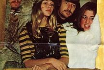 The Mamas and The Papas / John Phillips✞ Michelle Phillips  Denny Doherty✞ Cass Elliot✞ / by Paige
