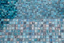 3D Stone | Pool Mosaics / Thinking about adding a pool with style? Mosaics are the stylemaster when it comes to pools. Effortlessly creating that resort pool feel! Follow us for more ideas!