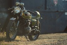 Cafe Racers, inspiration