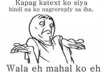Lab qoutes (tagalog)