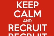 Recruitment Pins