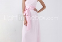 Bridesmaid's Dresses