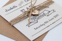 ESTELLE Wedding Stationery / Our new Estelle Range