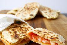 Pane, Pizza, Focacce