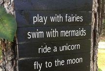 Fairy sayings