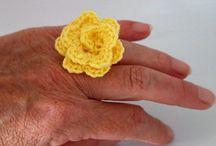 Handmade Jewellery / Crochet jewellery